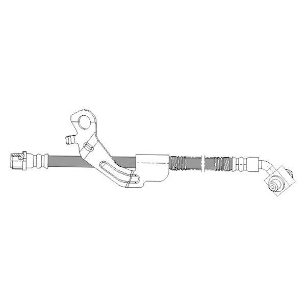 Genuine Hyundai 83740-39013-UJ Door Armrest Pad Assembly Right Rear