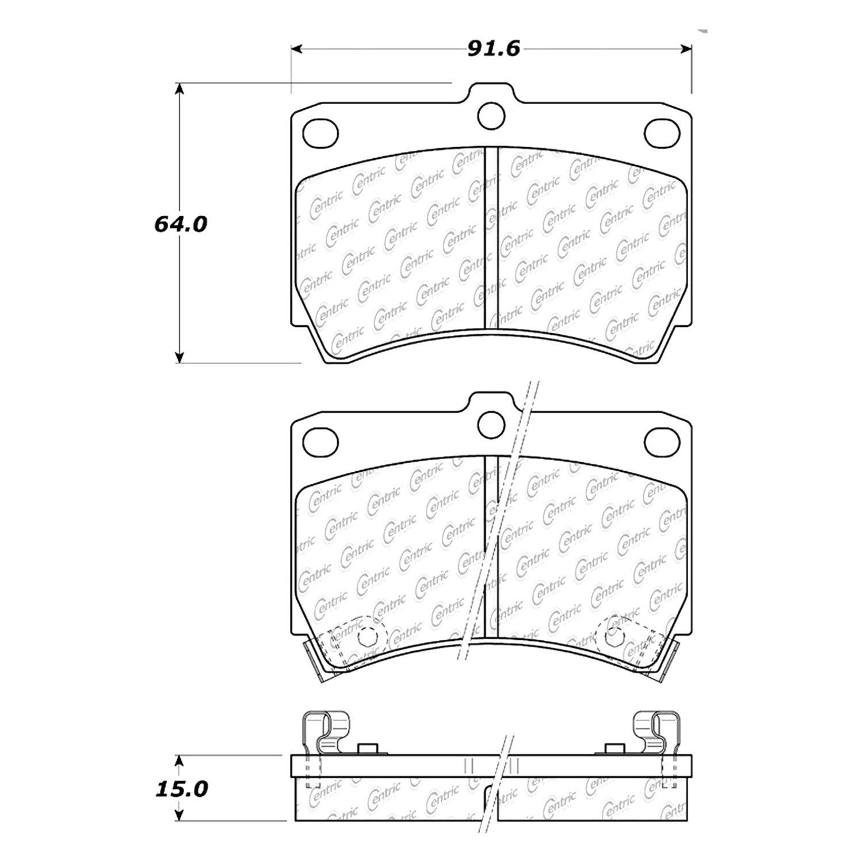 95 Length 0.5 Width D/&D PowerDrive 12RL2410 Metric Standard Kevlar Replacement Belt