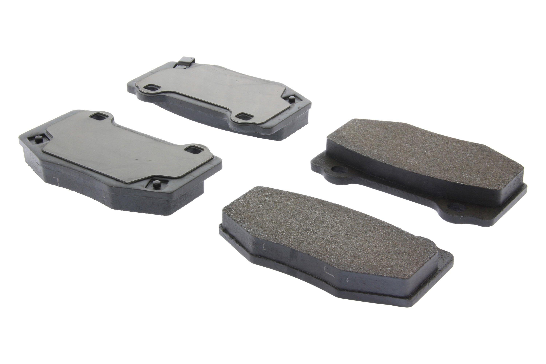 Centric Parts 300.06060 Semi Metallic Brake Pad with Shim R1Concepts