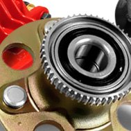Centric® - Replacement Driven Wheel Hub
