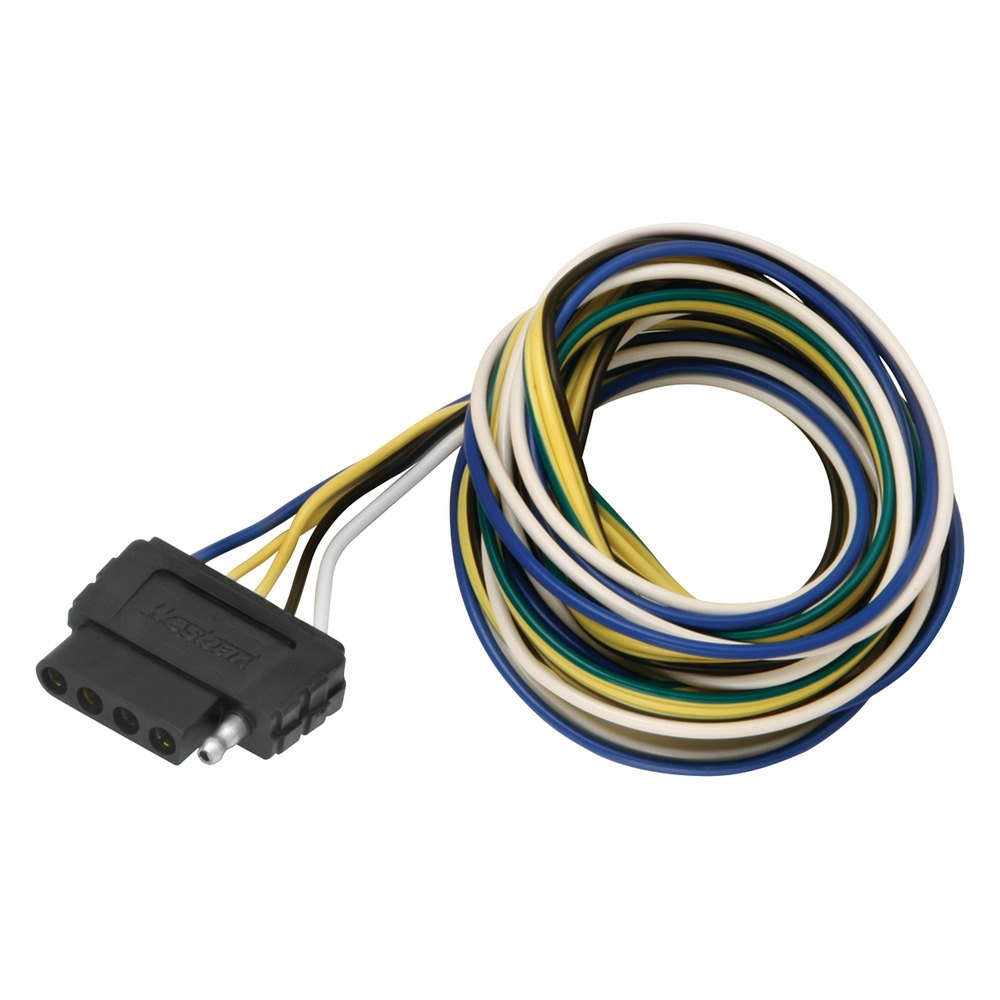 Flat Cable Connectors : Wesbar flat connector