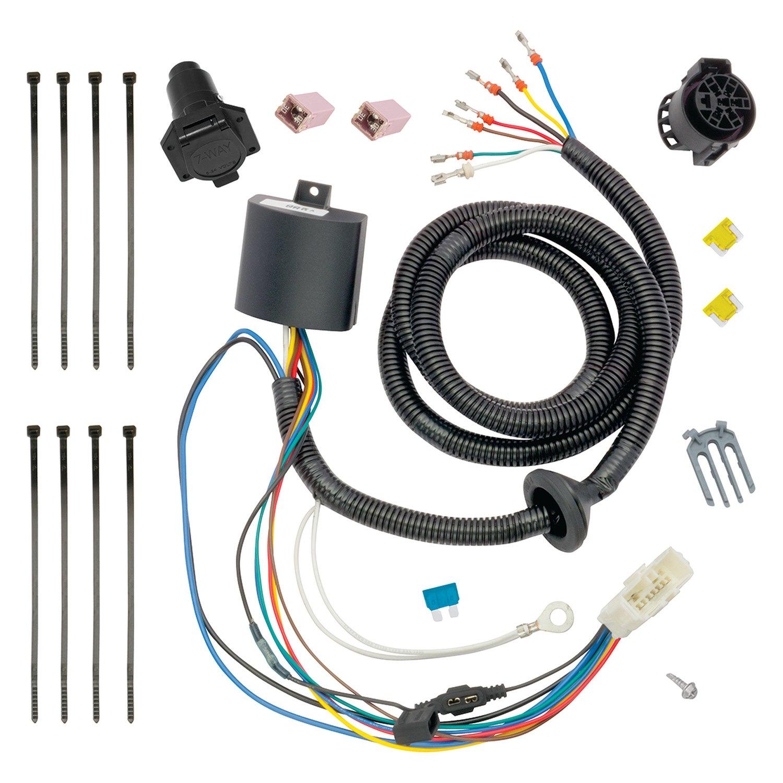tekonsha 174 honda pilot 2016 2017 towing wiring harness