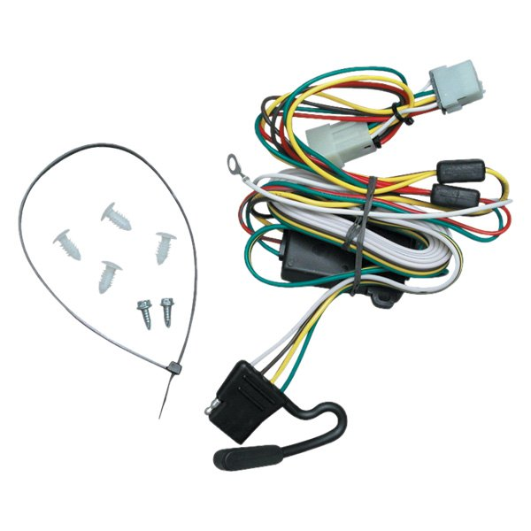 draw tite 118355 towing wiring harness ebay draw-tite 5th wheel/gooseneck wiring harness 7-pole draw tite wiring harness 2015 equinox