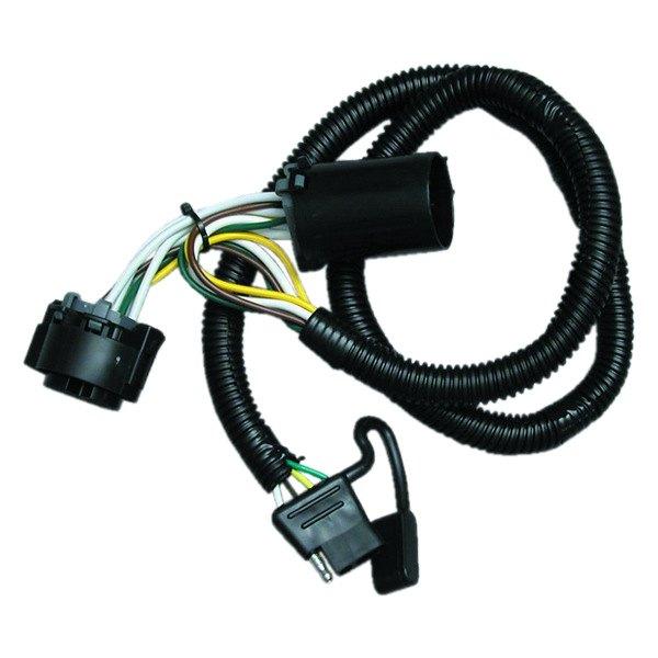 tekonsha 174 chevy silverado 1500 2500 hd 3500 hd 2015 towing wiring harness