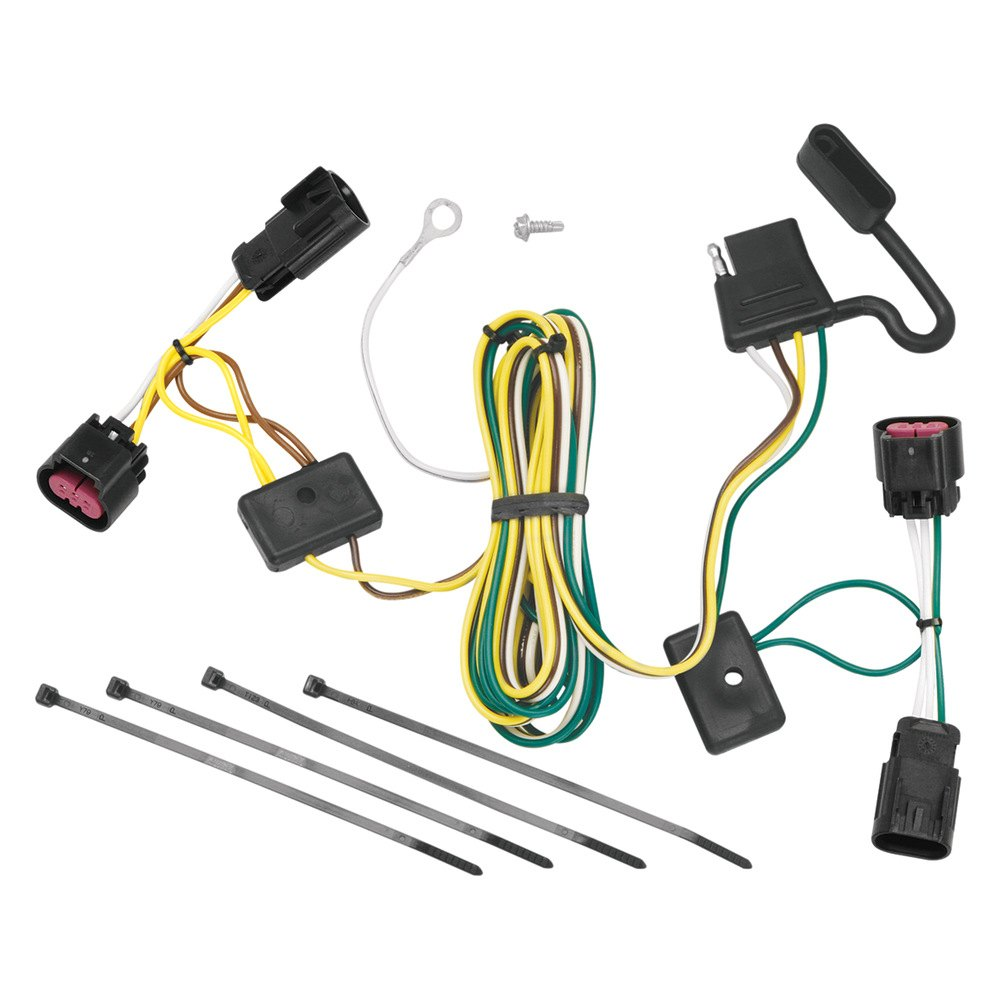 Buick Enclave Wiring Harness Solution Of Your Diagram Guide Trailer 2012 Kia Sorento Tekonsha U00ae 2008 Towing 2014 2013