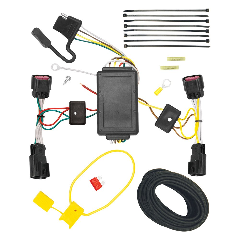 Trailer Wiring Harness For 2008 Equinox : Trailer hitches equinox autos post