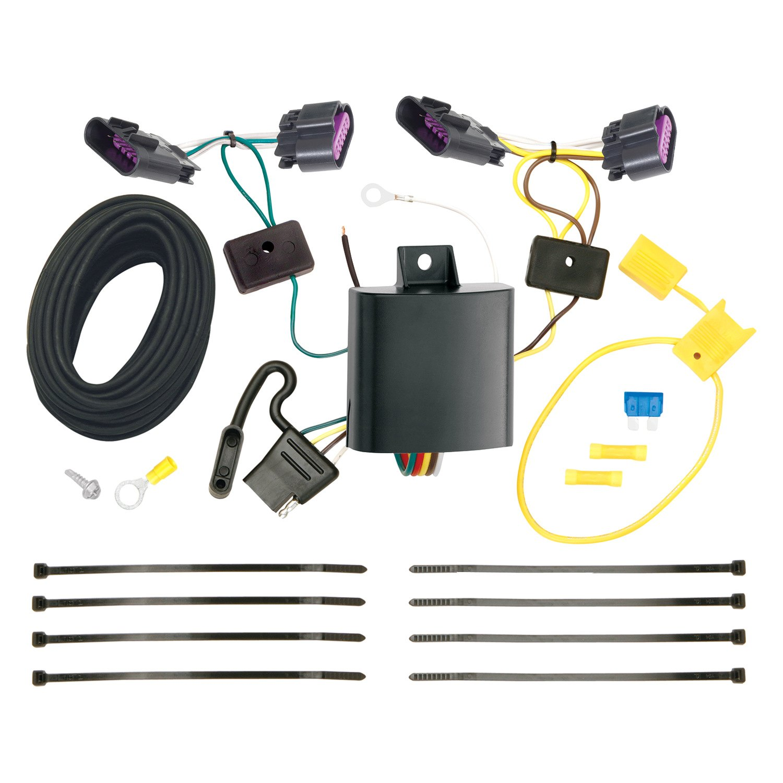 Trailer Brake Wiring Harness Dodge : Tekonsha dodge durango towing wiring harness