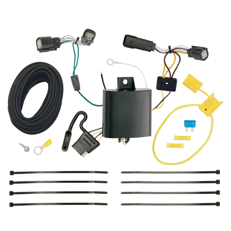 tekonsha 118669 t one connector. Black Bedroom Furniture Sets. Home Design Ideas