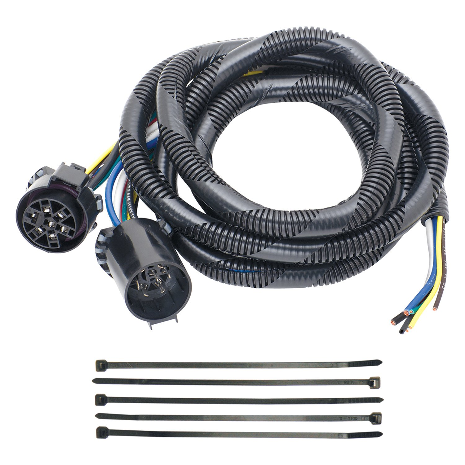 tow ready ford f 150 2014 2016 5th wheel adapter harness. Black Bedroom Furniture Sets. Home Design Ideas