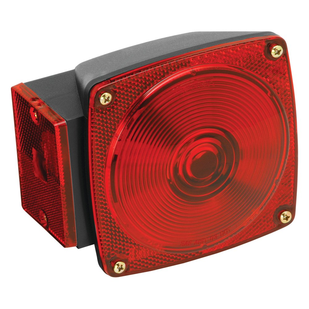 Diagram Wiring Trailer Lights With Combination Tail Lights