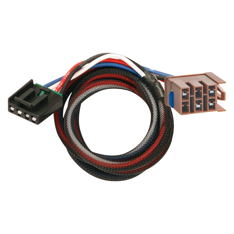 2003 gmc trailer plug wiring tekonsha reg gmc yukon 2003 2006 brake control wiring adapter