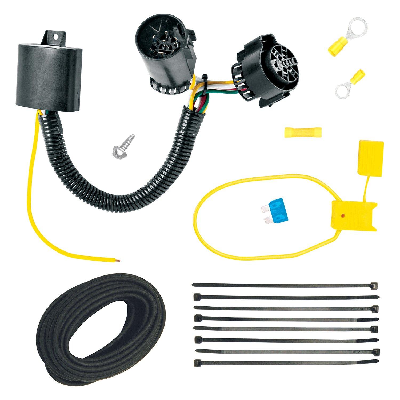 Trailer Brake Wiring Harness Dodge : Tekonsha dodge ram  plug