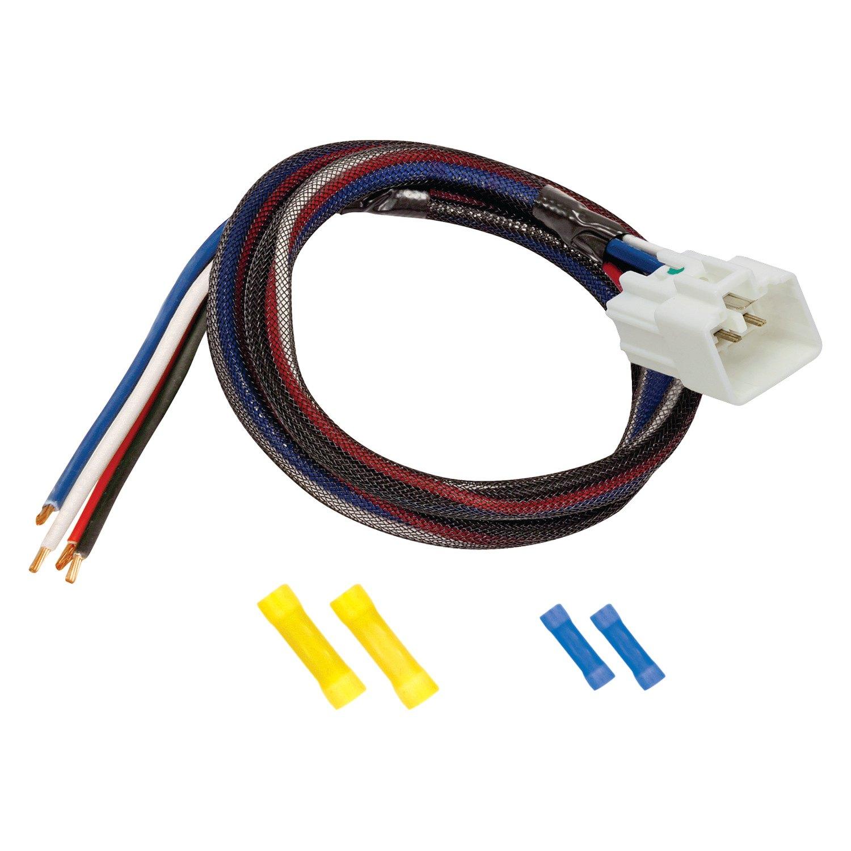 tekonsha 174 toyota tacoma 2008 brake wiring adapter