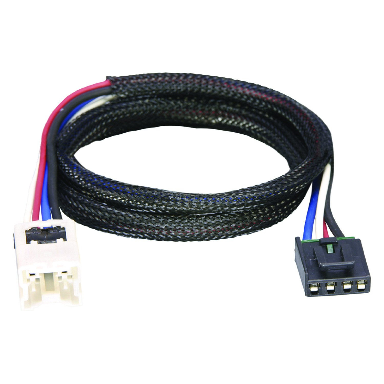 tekonsha 174 nissan frontier 2005 2017 brake wiring adapter
