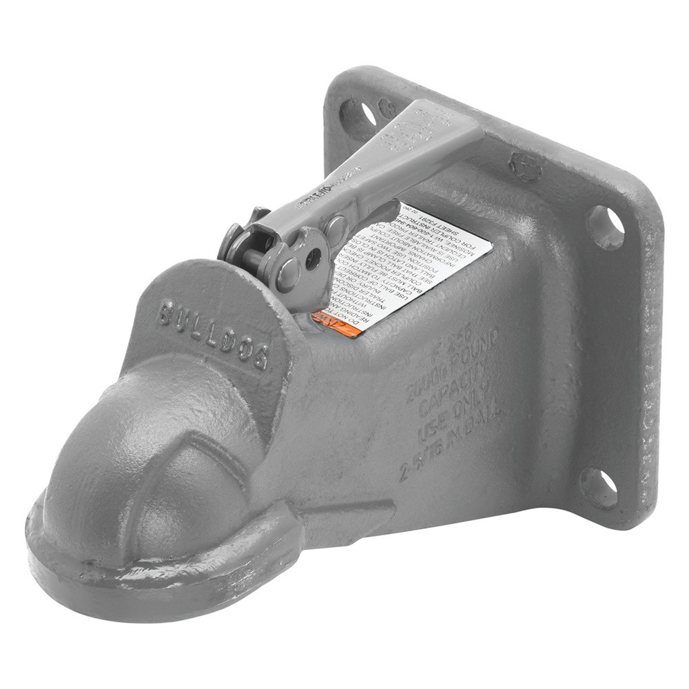 bulldog hitch bulldog 174 4420000317 class 5 cast primed coupler plate 2538