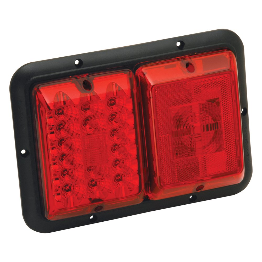 Led Lights In Series: 84 / 85 Series LED Double Tail Light