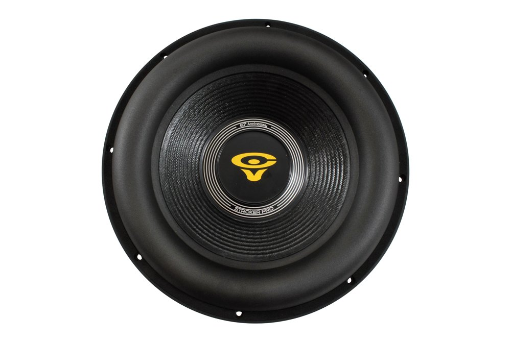 Stroker Pro Woofers - Subwoofers - Mobile Audio - Products