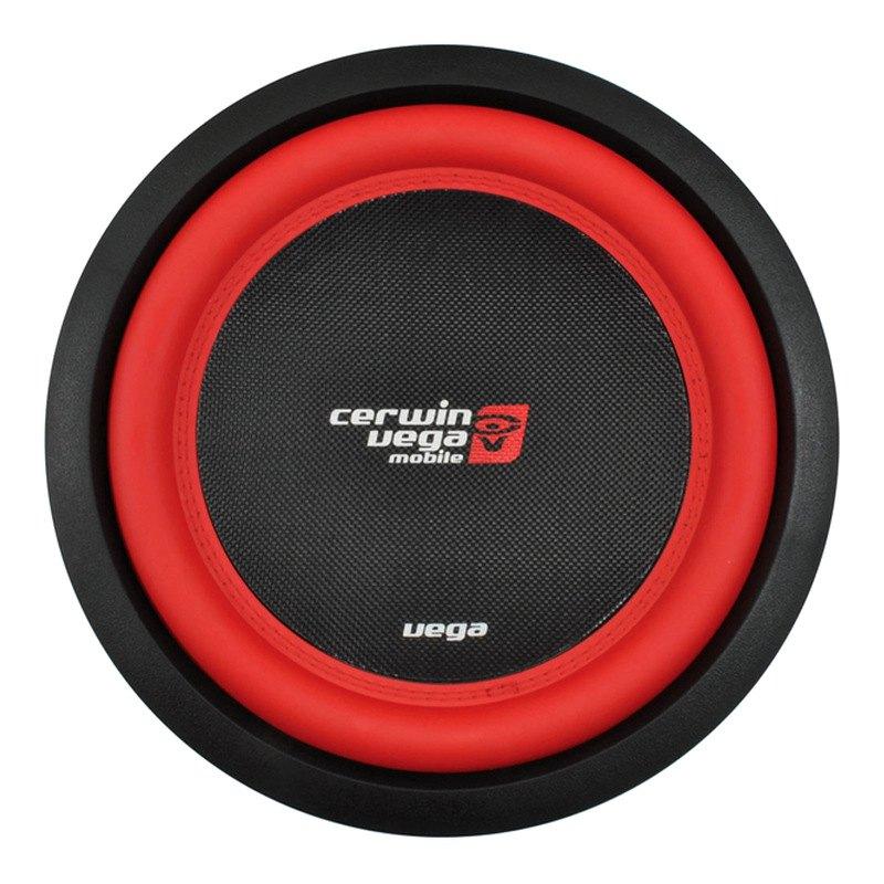 Vega Woofers - Subwoofers - Mobile Audio - Products - Cerwin Vega
