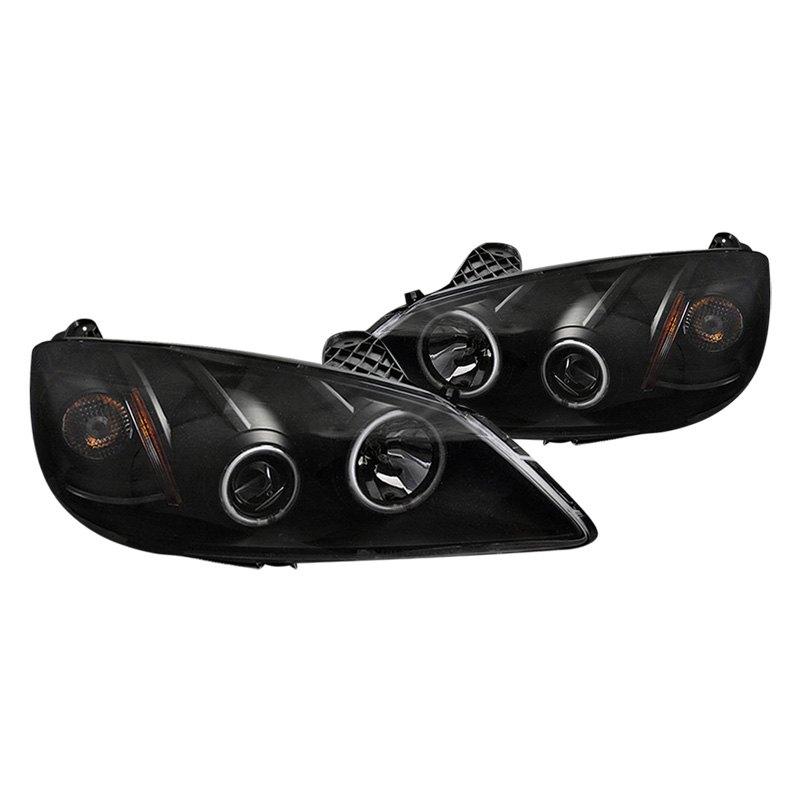 2006 Pontiac G6 Interior: Pontiac G6 2006 Black CCFL Halo Projector LED Headlights