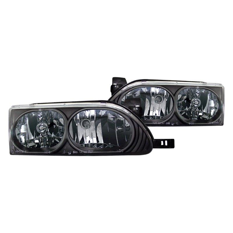 how to turn on headlights corolla