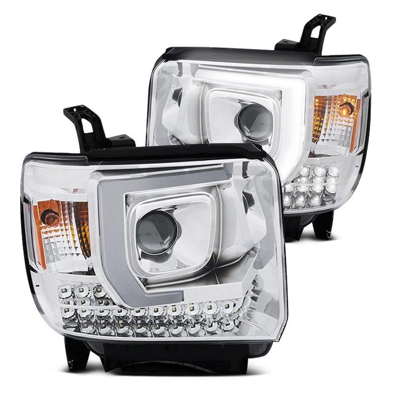 Cg 174 Custom Headlights