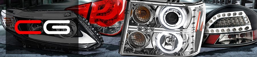 CG Projector Headlight Bulb Replacement