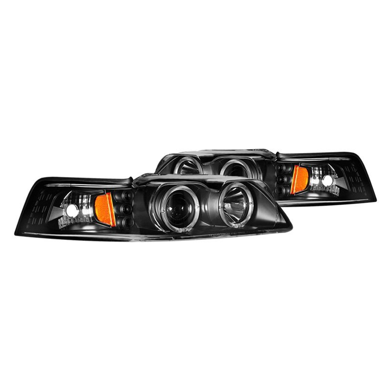 2000 Ford Mustang Headlights
