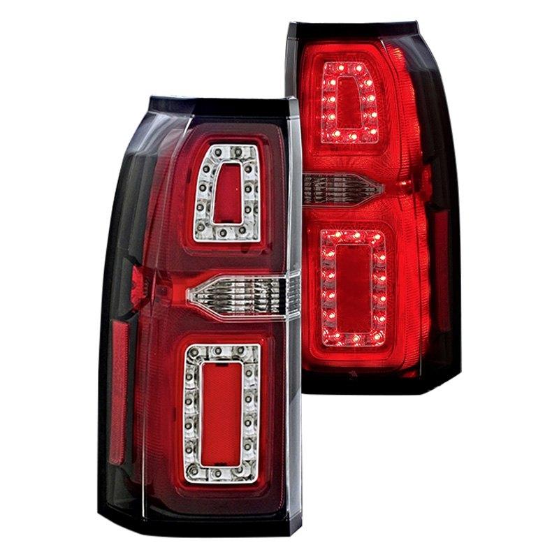 Cg Black Red G2 Led Tail Lights