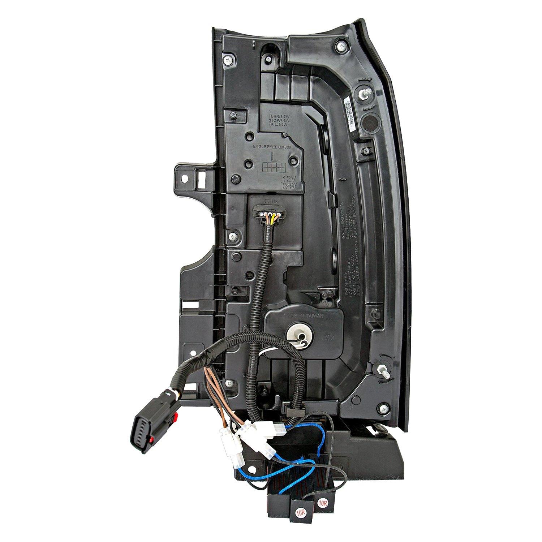 2016 Chevrolet Suburban 3500hd Camshaft: Chevy Suburban / Suburban 3500 HD 2016 Black/Red LED