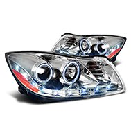 CG® - Halo Projector Headlights with LEDs