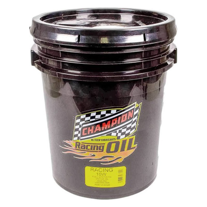 Champion Brands 4362d Sae 10w Full Synthetic Racing
