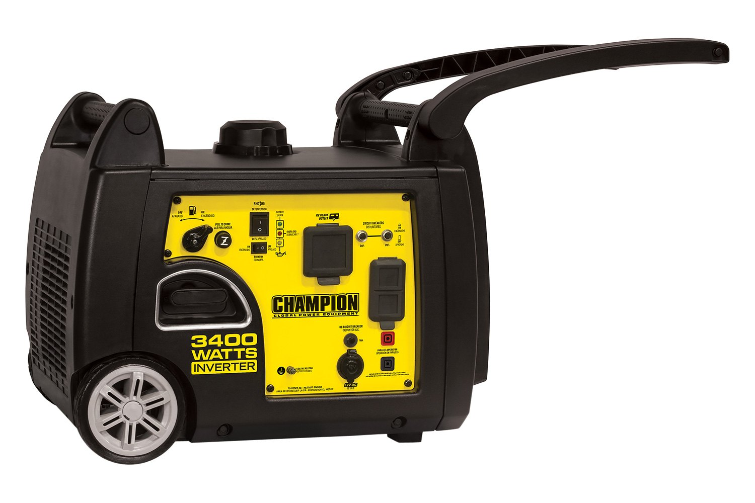Champion Fulfillment 100233 Portable Gas Powered Recoil
