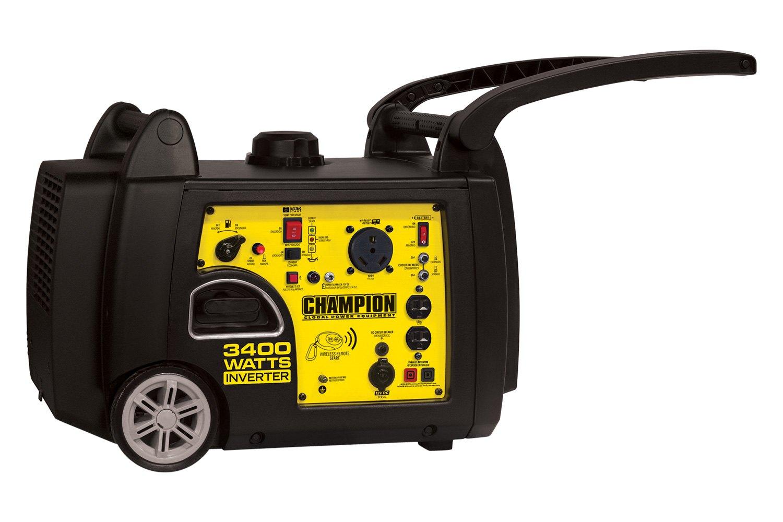 Champion Fulfillment 100261 Portable Gas Powered Remote