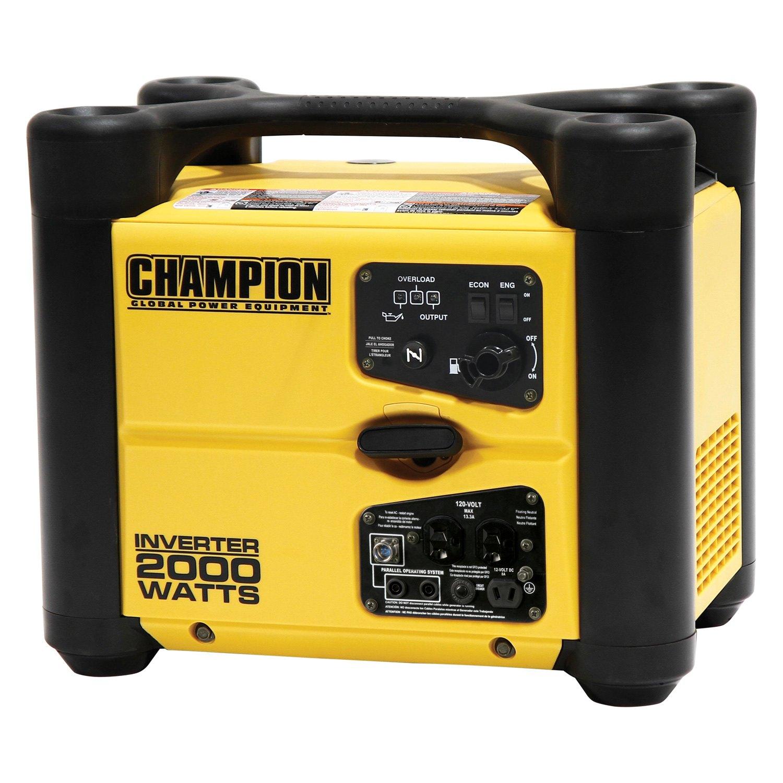 Champion Fulfillment Portable Gas Powered Inverter Generator