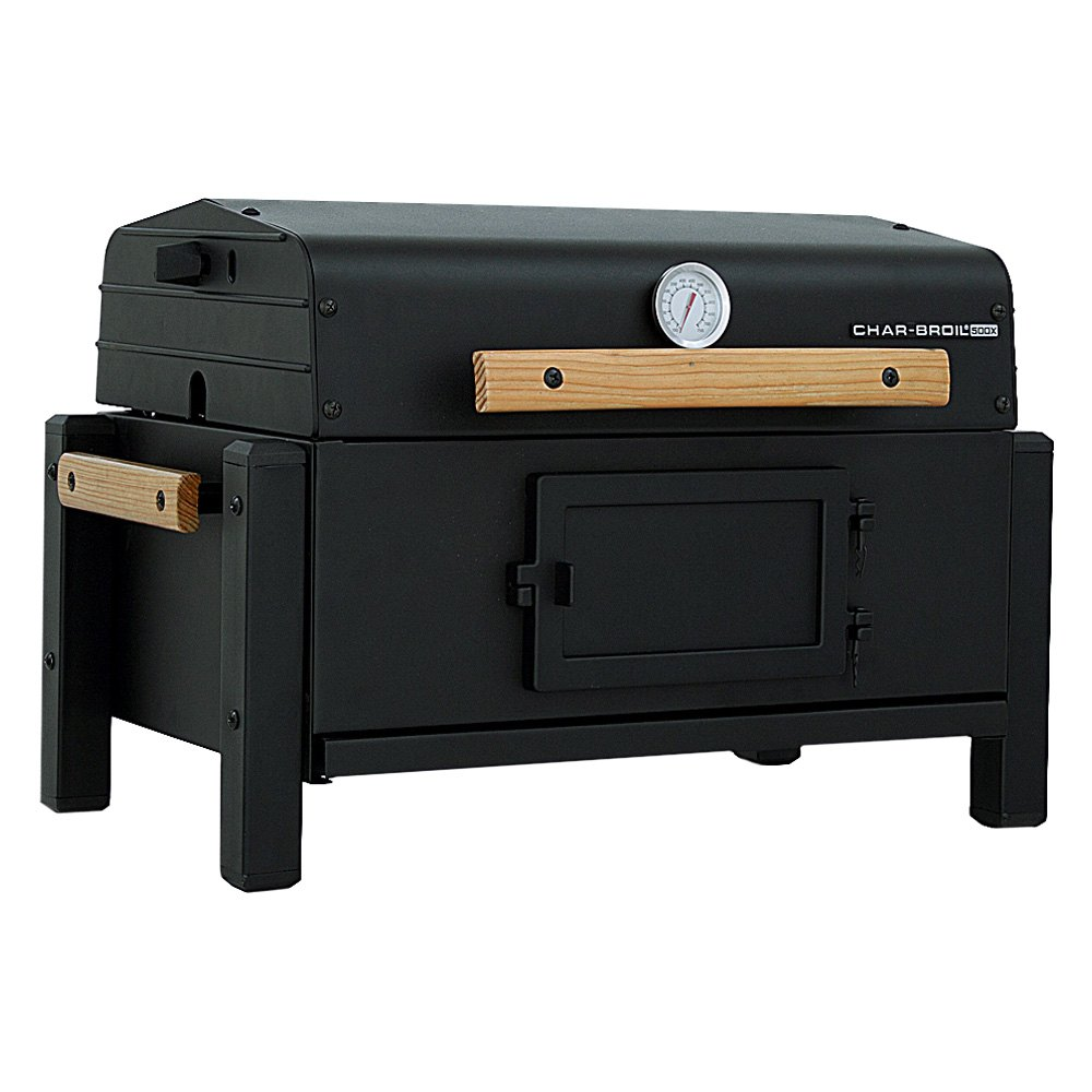 char broil 12301388 portable cb500x charcoal grill. Black Bedroom Furniture Sets. Home Design Ideas