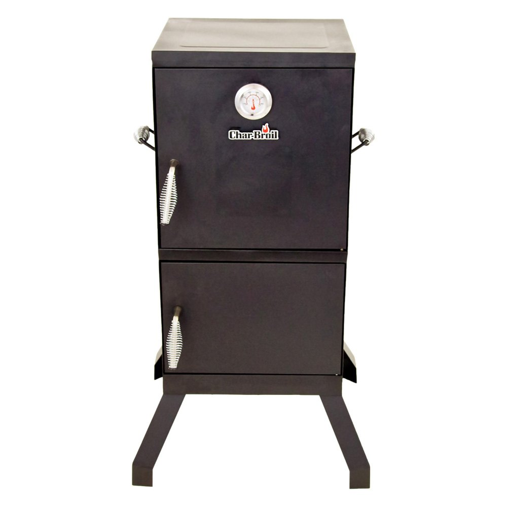 char broil 14201876 vertical charcoal smoker grill. Black Bedroom Furniture Sets. Home Design Ideas