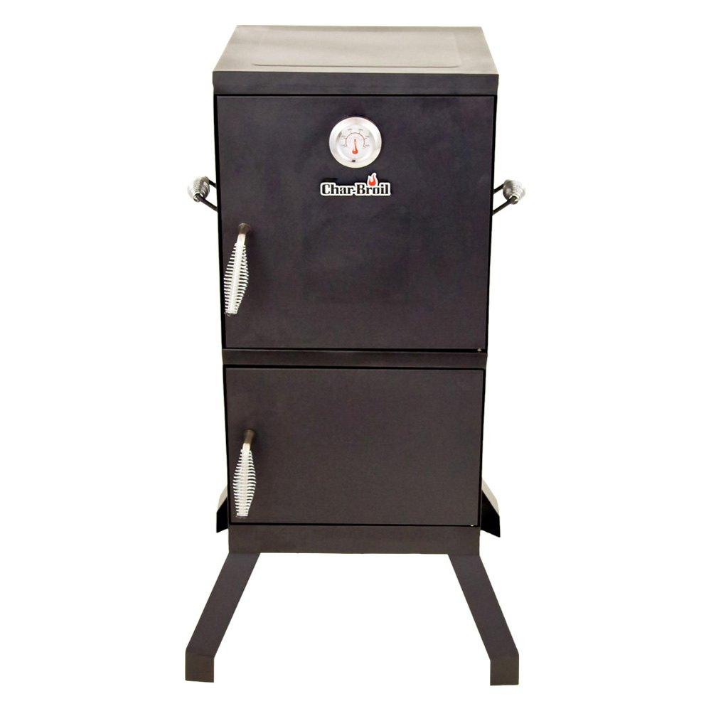 char broil vertical charcoal smoker grill. Black Bedroom Furniture Sets. Home Design Ideas