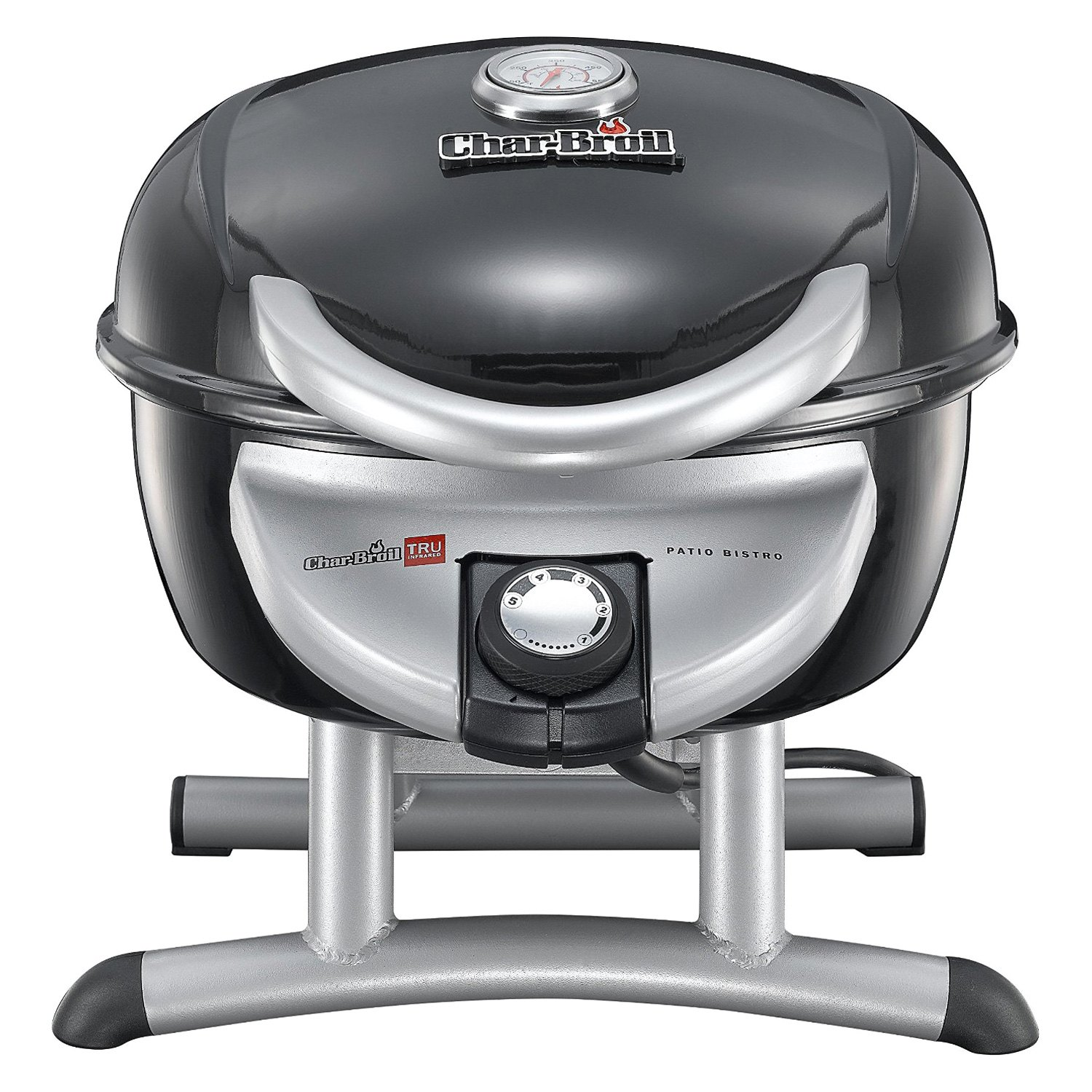 Electric Barbecue Grill ~ Char broil portable patio bistro™ electric grill