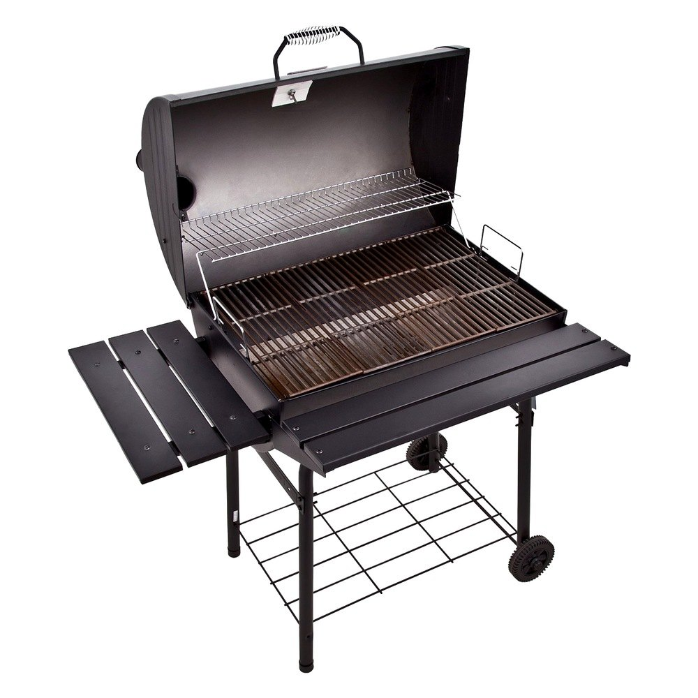 how to make a charcoal grill