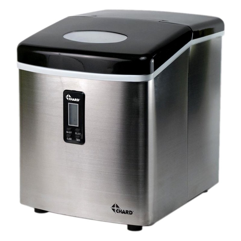 Chard Im12ss Stainless Steel Ice Maker