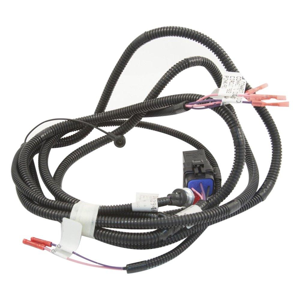 pto wiring harness