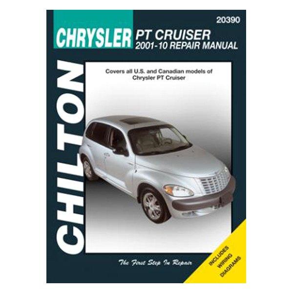 chrysler pt cruiser parts manual