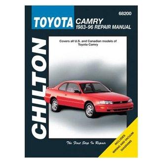 Chilton 174 68200 Toyota Camry Repair Manual border=