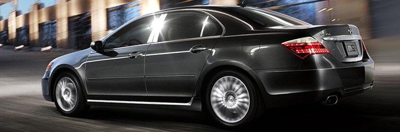 Acura RL 2012 Looks