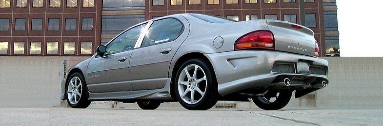 1997 Dodge Stratus. 1997 DODGE STRATUS CHROME