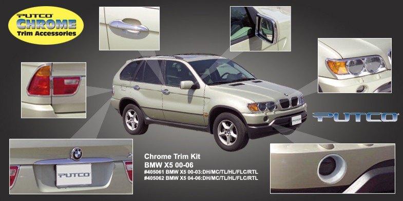bmw x5 2005. 2005 BMW X5 CHROME