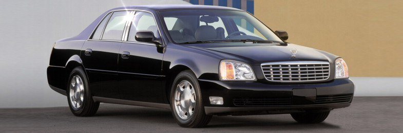 Cadillac Deville 2000. 2000 CADILLAC DEVILLE CHROME