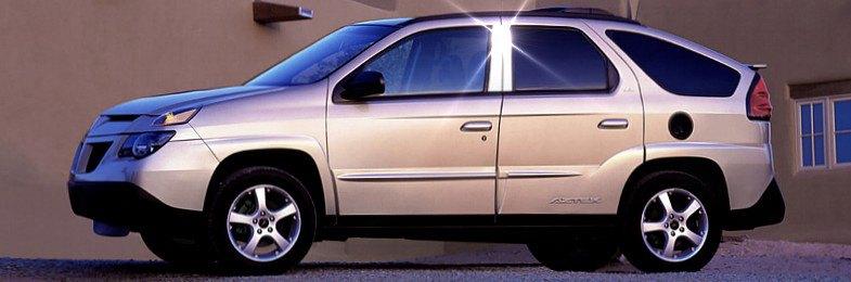 Pontiac Aztek 2003. 2003 PONTIAC AZTEK CHROME