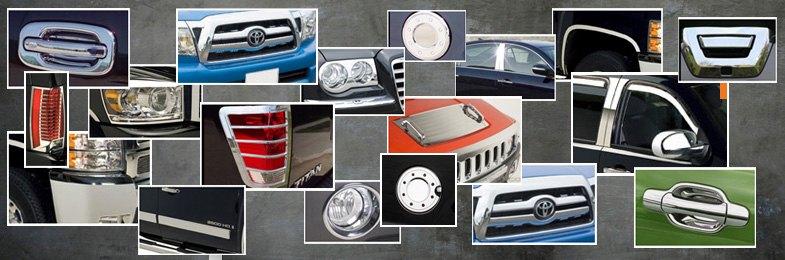 2006 ford f150 interior accessories