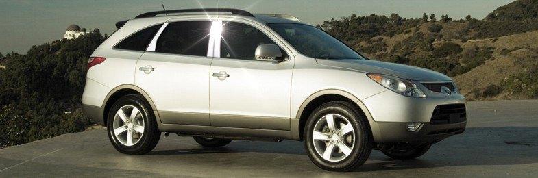 Hyundai Veracruz 2012. 2012 HYUNDAI VERACRUZ CHROME